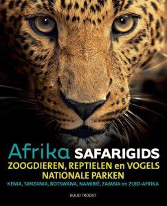 Afrika Safarigids meenemen op safari safari-reizen.nl
