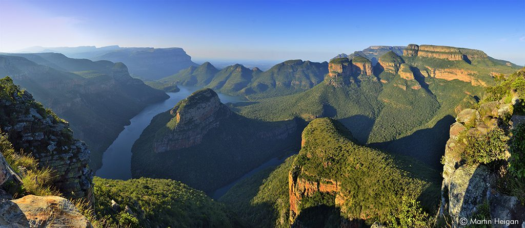 Nationale parken Zuid Afrika Blyde River Canyon