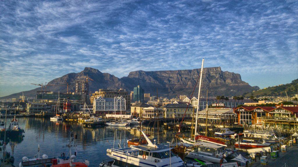 Beste reistijd Zuid-Afrika Kaapstad