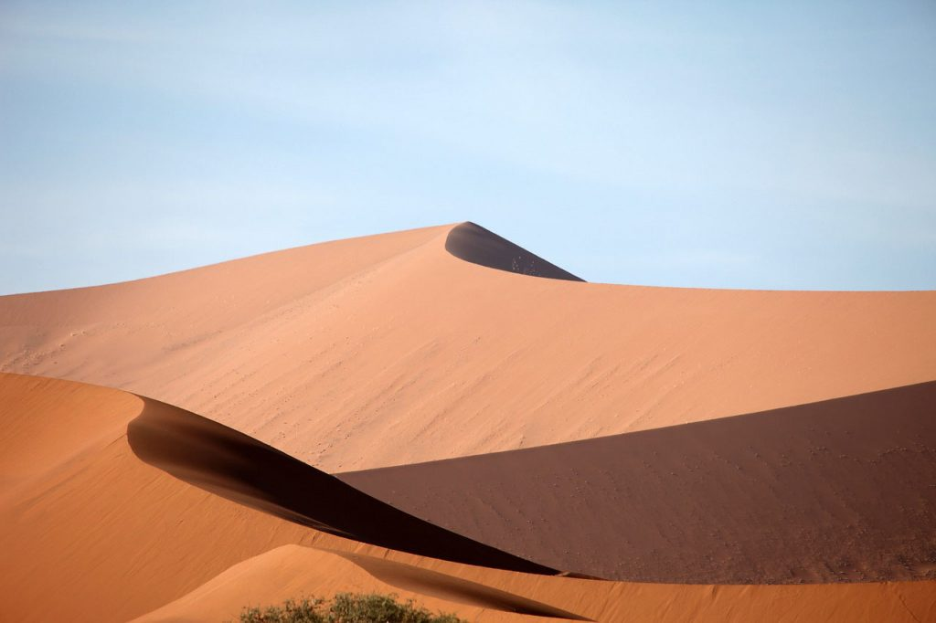 Beste reistijd Namibie rondreis