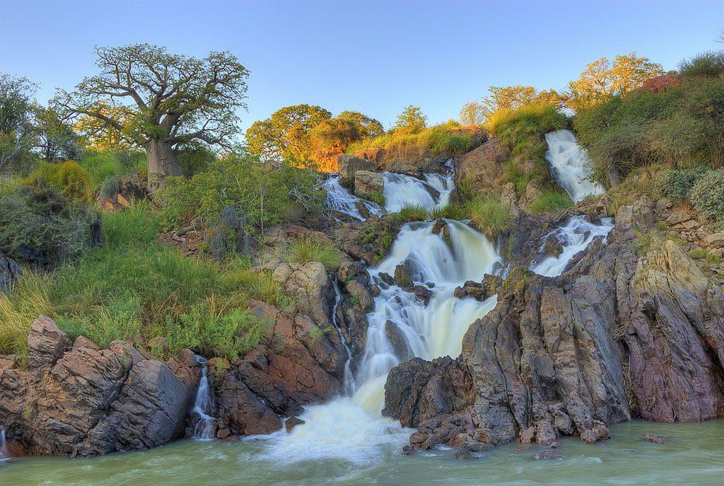 Selfdrive Namibie Epupa Falls