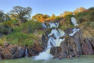 Groepsreis Namibie Epupa Falls