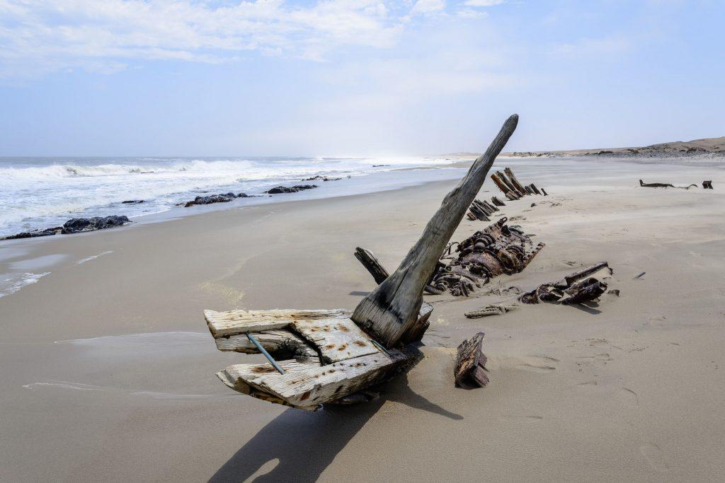 Selfdrive Namibie Skeleton Coast