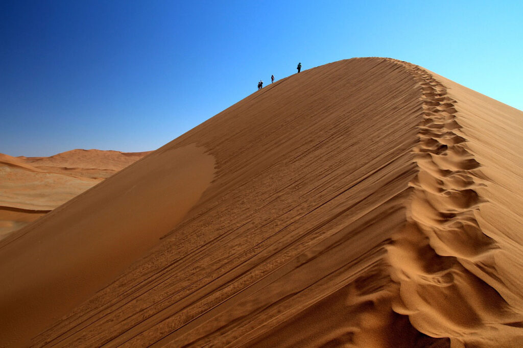 Selfdrive Namibie 4x4 Sossusvlei