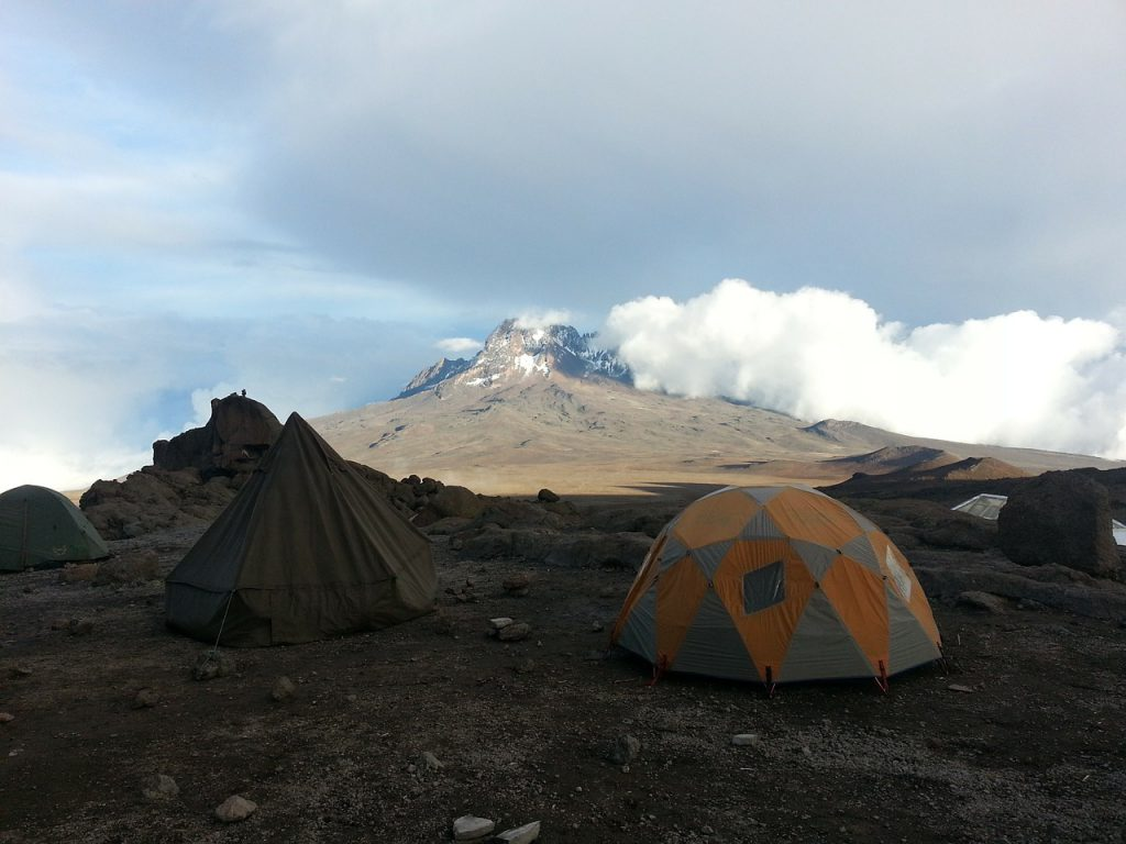 Kilimanjaro beklimmen Uhuru Peak