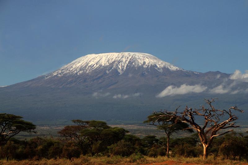 Kilimanjaro beklimen